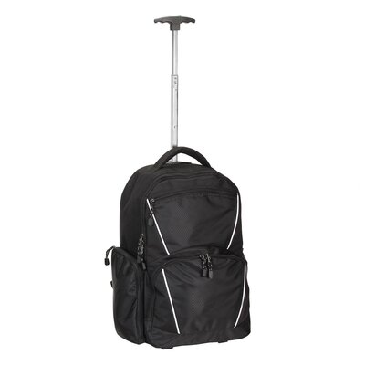 Rolling Computer Backpack by Preferred Nation