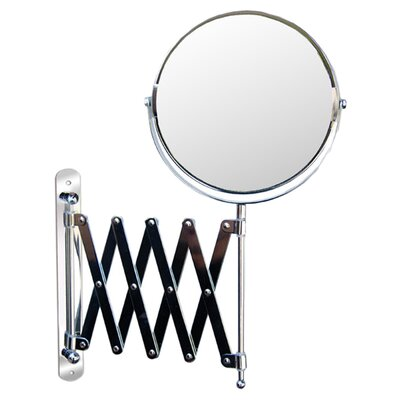 Taymor Industries Inc.  Accordion Wall Mirror