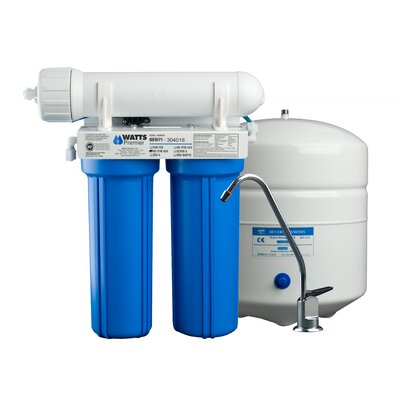 Four Stage Reverse Osmosis System Product Photo