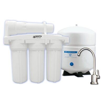 WP-4V Reverse Osmosis System Product Photo