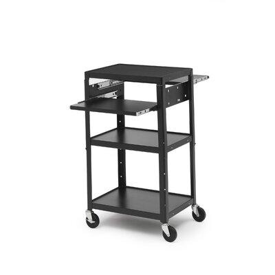 Bretford Manufacturing Inc Basic Adjustable AV Cart