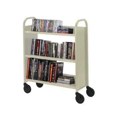 Bretford Manufacturing Inc Book Cart