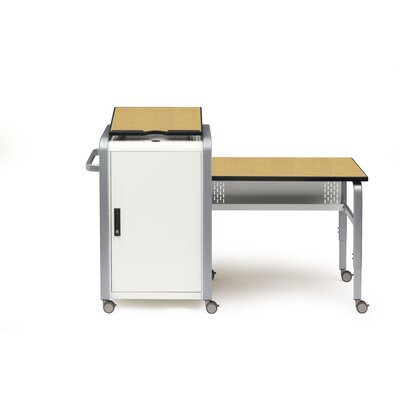 Bretford Manufacturing Inc EDU 2 Presentation Shuttle AV Cart