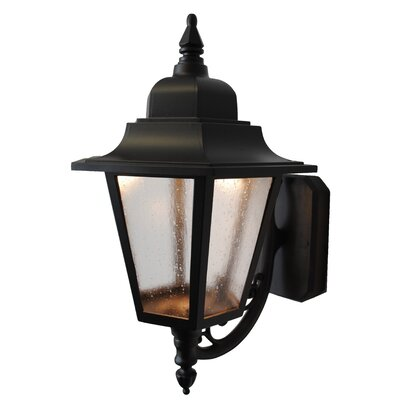 Kiss Series 1 Light Wall Lantern Wayfair