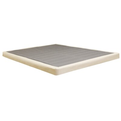 Classic brands 4 low profile instant foundation box Low profile box spring