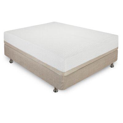 canopy memory foam 2 5 inch mattress topper