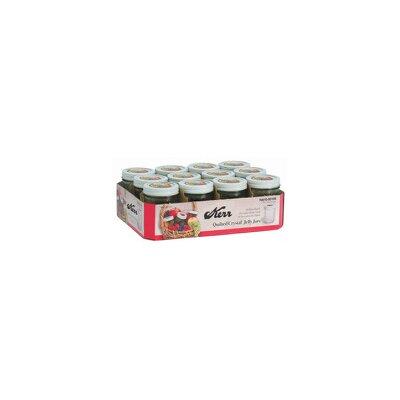 Alltrista 8-Ounce Decorative Jelly Jar