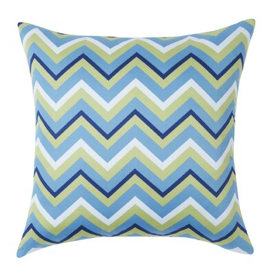 Plaza Cotton Throw Pillow by Jennifer Taylor