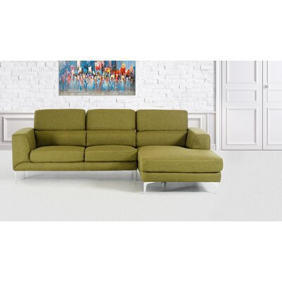 Divani Casa Right Hand Facing Sectional by VIG Furniture