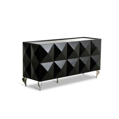Versus Eva 3 Door Buffet by VIG Furniture