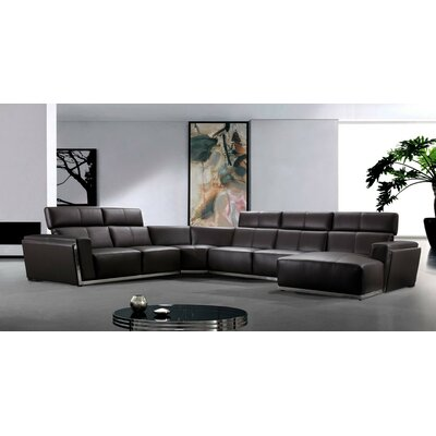 Divani Casa Tempo Sectional Sofa by VIG Furniture