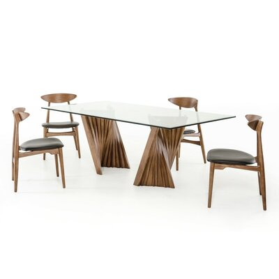 Modrest Corbin Dining Table by VIG Furniture