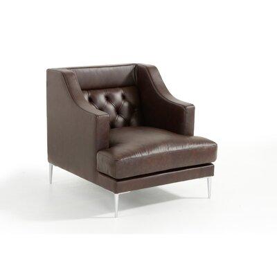 Divani Casa 5 Piece Leather Sofa Set by VIG Furniture