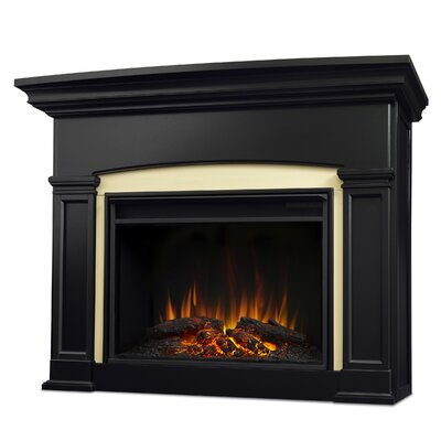 Holbrook Grand Electric Fireplace by Real Flame