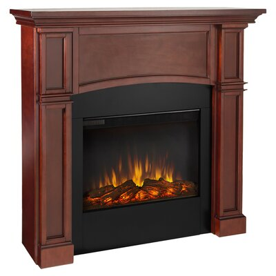 Bradford Slim Electric Fireplace by Real Flame