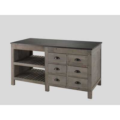 Portrero Kitchen Island Product Photo