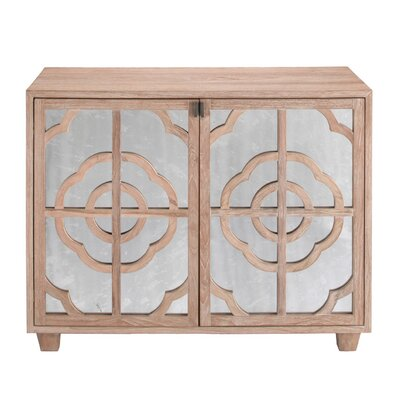 Brownstone Furniture Carlyle 2 Door Mirrored Dresser