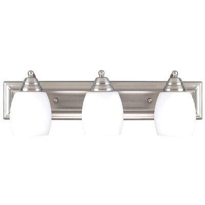 Griffin 3 Light Bath Vanity Light Product Photo