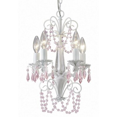 Danica 5 Light Chandelier Product Photo