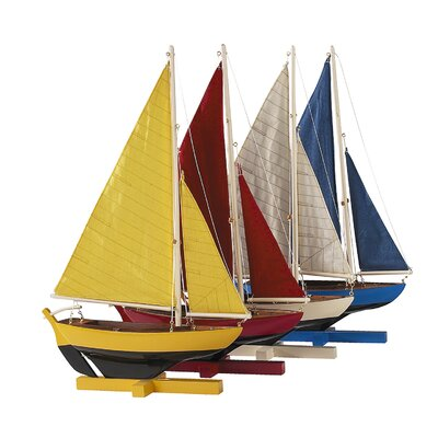 Authentic Models Sunset Model Boat