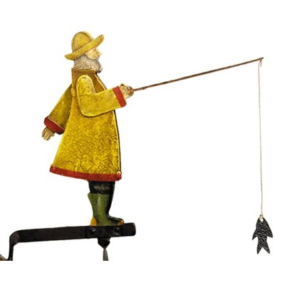 Fisherman Balance Toy Figurine Wayfair