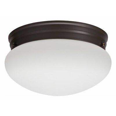 Lithonia Lighting Mushroom 1 Light 23W Flush Mount