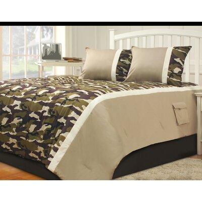 Camp Dynasty Comforter Set by Hallmart Kids