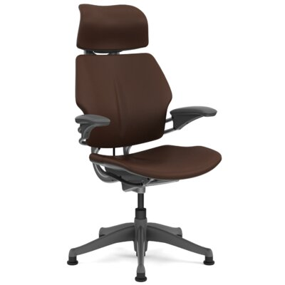 Freedom Office Chair with Headrest by Humanscale