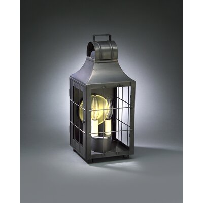 Northeast Lantern Livery 2 Light Wall Lantern