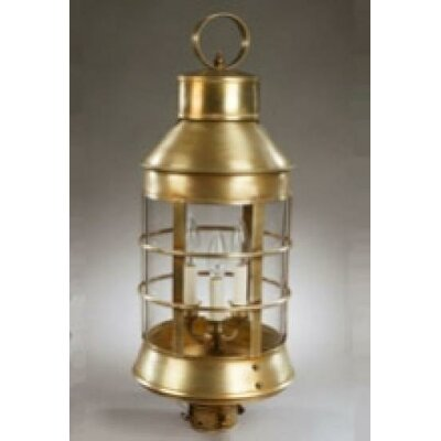 Northeast Lantern Nautical 3 Light Post Lantern