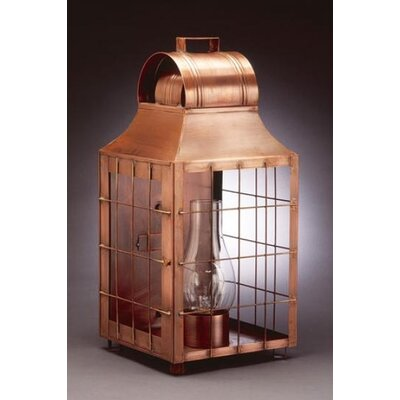 Northeast Lantern Livery 3 Light Wall Lantern