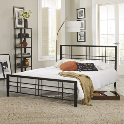 Cerra Panel Bed by Eco-Lux