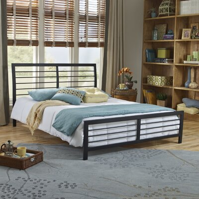 Trissa Panel Bed by Eco-Lux