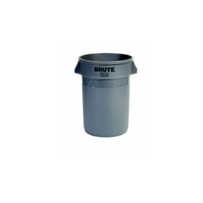 Rubbermaid Commercial Products Brute® 32-Gal Round Containers