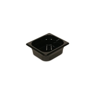 Rubbermaid Commercial Products 6 Space Hot Food Pan