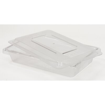 Rubbermaid Commercial Products 2-Gallon Food Storage Box