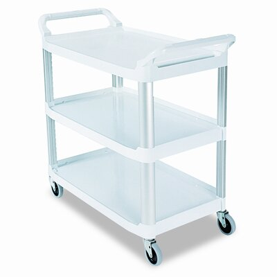 Rubbermaid Commercial Products Rubbermaid Open Sided Utility Cart