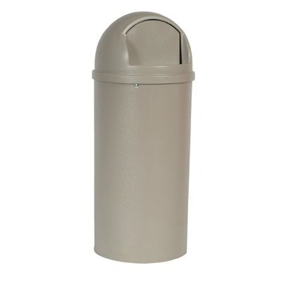 Rubbermaid Commercial Products 15-Gal Marshal® Classic Containers