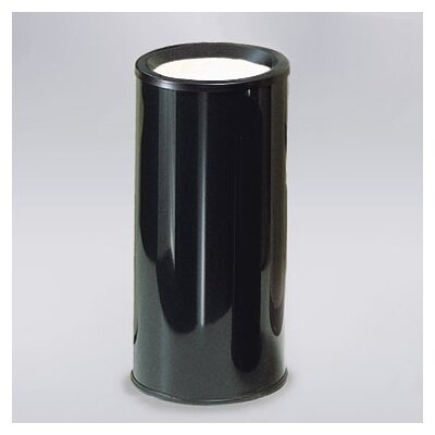 Rubbermaid Commercial Products Black Steel Sand/Funnel Top Urn