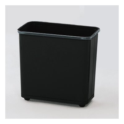 Rubbermaid Commercial Products 7.5-Gal Rectangular Wastebasket