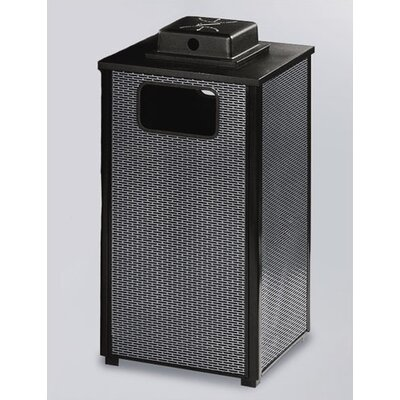 Rubbermaid Commercial Products 24-Gal Dimension 500 Series Weather Urn Ash/Trash Receptacle