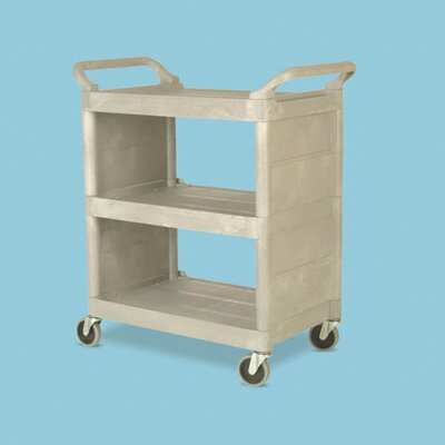 Rubbermaid Commercial Products Platinum Utility Cart