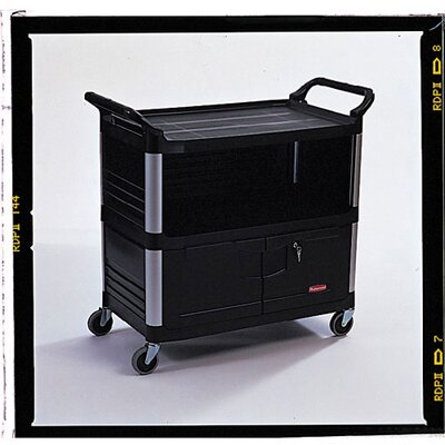 Rubbermaid Commercial Products Xtra Equipment Cart Platform Dolly