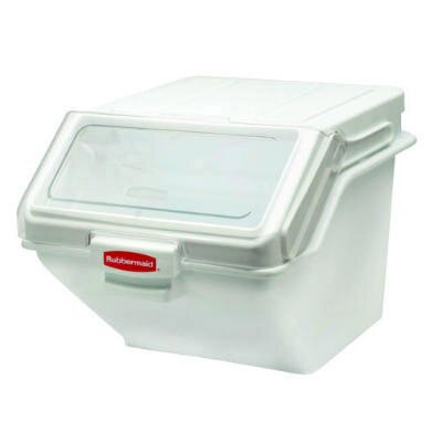 Rubbermaid Commercial Products 10.7-Gallon ProSave Shelf Ingredient Bin