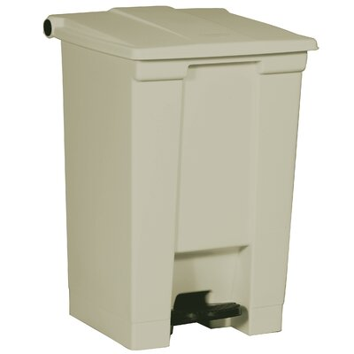 Rubbermaid Commercial Products 12-Gal Step On Waste Container
