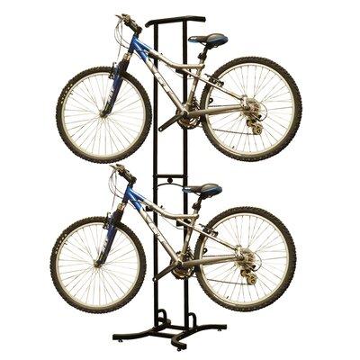 Stoneman Sports 2 Bike Stand in Black