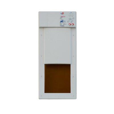 High Tech Pet Power Pet Door