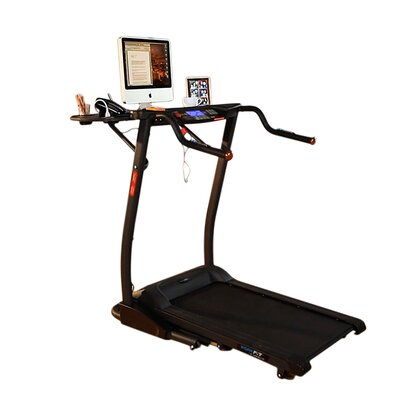 Exerpeutic Fitness 2000 Workfit High Capacity Desk Station Treadmill