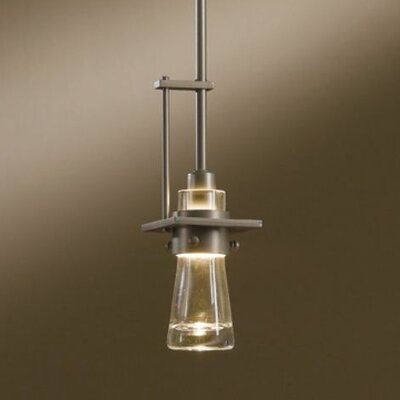 Erlenmeyer 1 Light Pendant by Hubbardton Forge