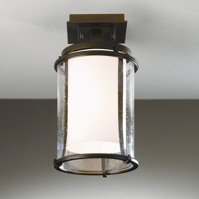 Hubbardton Forge Meridian 1 Light Semi-Sconce